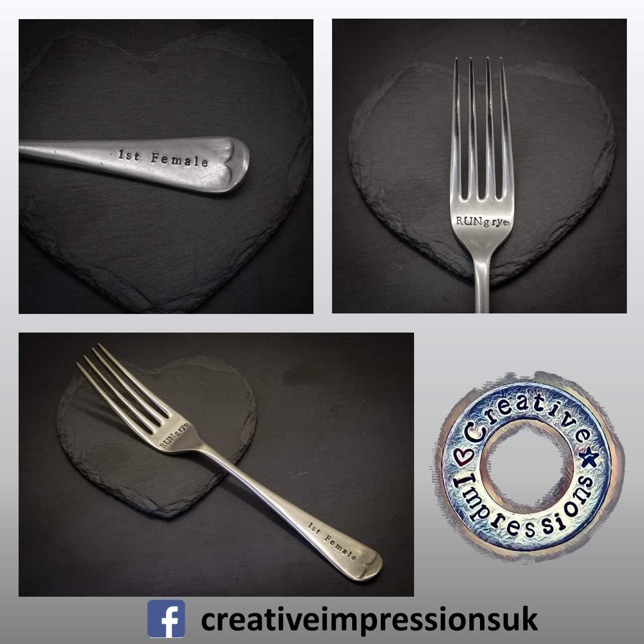 Special prize forks